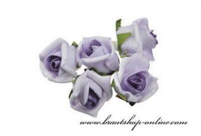 Schaumrose lila