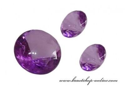Akryldiamante violett
