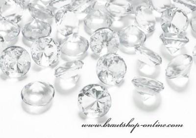 Kristallen Tafeldekoration