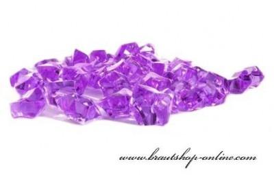 Eiskristallen violett