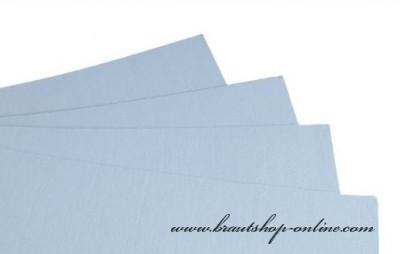 Papier in blau