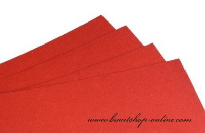 Papier in rot