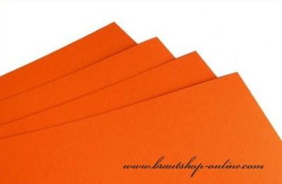 Papier in orange