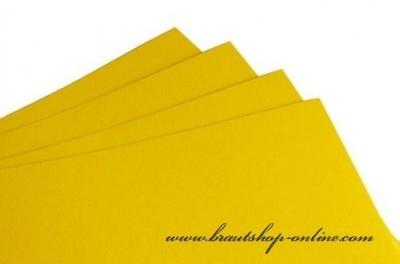 Papier in gelb