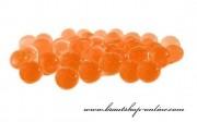 Deko - Gelkugeln, Crystal Soil in orange