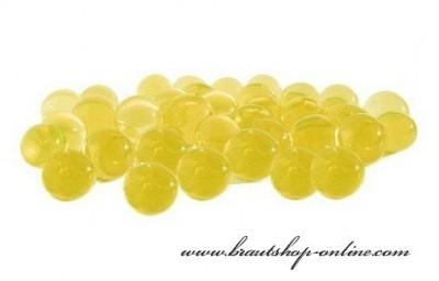 Wasserkugeln gelb