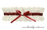 Detail anzeigen - Luxuriöses Strumpfband