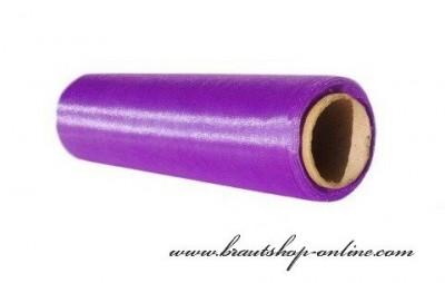 Organzastoff violett