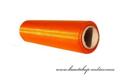 Organzastoff orange