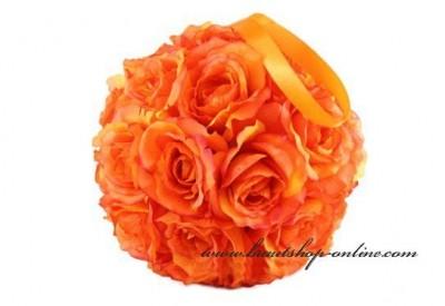 Rosenkugel zur Dekoration