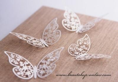 Schmetterlingen Hochzeit
