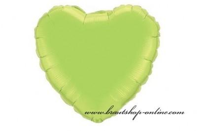Follienballon Herz