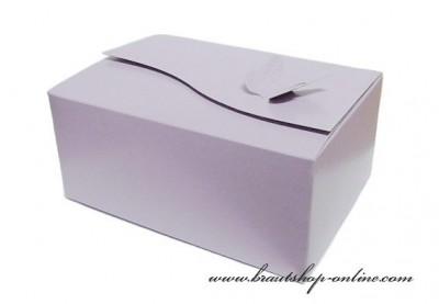 Schachtel mit Schmetterling