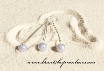 Perle Brautfrisur