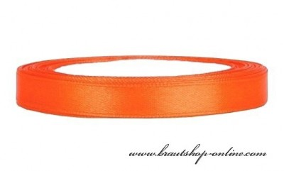 Satinband orange