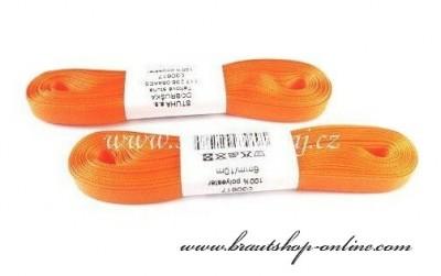 Taftband orange