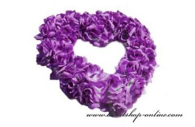 Herz mit den Rosen