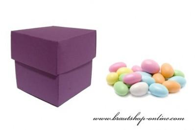 Schachtel violett