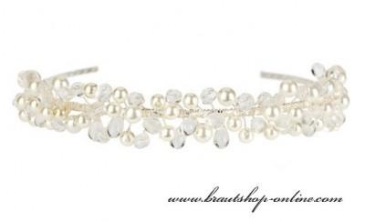 Perlenreif Hochzeit