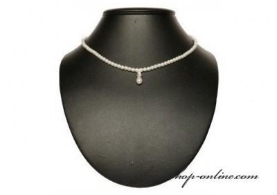 Braut Halskette