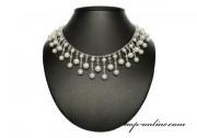 Luxuriöse Halskette