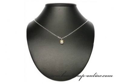 Halskette Perle