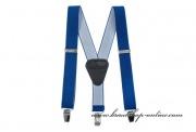 Detail anzeigen - Jugenhosenträger blau