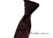 Detail anzeigen - Krawatte mit Taschentuch