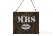 Detail anzeigen - Holztabelle - MRS mit Lippen