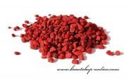 Detail anzeigen - Dekogranulat in rot