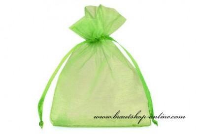 Geschenksäckchen in grün