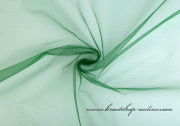 Tüll zur Dekoration grün