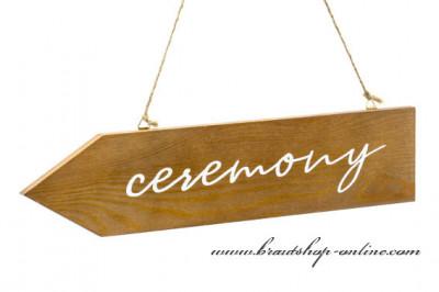 Holzpfeil Ceremony