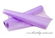 Detail anzeigen - Deko Vlies in lilac, 50 cm x 8 m