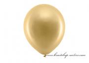 Detail anzeigen - Luftballon Metallic in gold