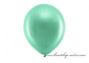 Detail anzeigen - Luftballons Metallic in dunkel-mint