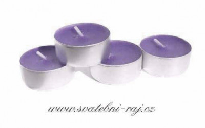 Teekerzen - Vanilla-Lavender